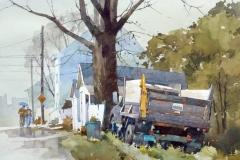 Fourth Place Award: William Vrscak, Taking the Shortcut