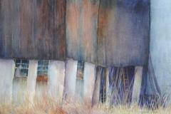 The Pencil in the River Studio Award Winner Carol Koziol Clark's Window Dressing