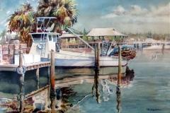 The Tesori Award in Memory of Pat Angrisano Winner Michael Killelea's Cortez Docks