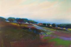 Skip Lawrence- Landscape 29 x 23Price $600