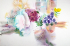 Barbara Nechis- Floral Still-life 27 x 20  Price $500