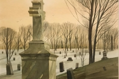 "Honorable Mention: Thomas Dalbo, ""Resting in Peace"""