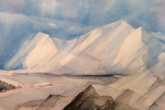 """Paradise Bay Antarctica"" by Robert Bemisderfer, NFS"