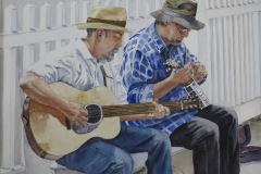 """Village Square Players"" by Brenda Cretney, NFS"