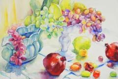 """Juicy Fruits"" by Jennifer Koury, $1650"