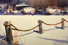"""Winterized"" by Chris Manaseri, $350"