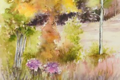 """Late Summer"" by Manning McCandlish, $400"