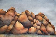 """""""Leaning In"""" by Elizabeth Stanton, $300"""